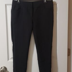 New York and Company black ankle pants